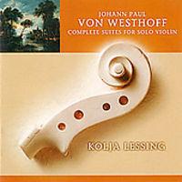 KOLJA LESSING - Violin Suites