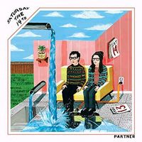 Partner - Saturday The 14th [Colored Vinyl]