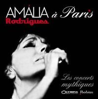 Amalia Rodrigues - Legendary Paris Concerts [Import]