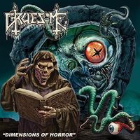 Gruesome - Dimensions Of Horror [Vinyl]
