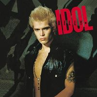 Billy Idol - Billy Idol [LP]