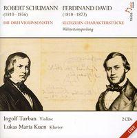 Ingolf Turban - Violin Sonatas / Violin & Piano Works