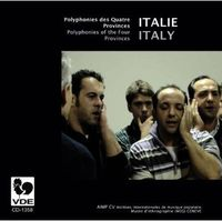 I cantori di Marsaglia - Italy-Polyphonies Of The Four Provinces [Import]