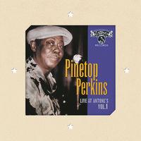 Pinetop Perkins - Live At Antone's, Vol. 1
