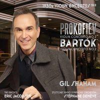 Gil Shaham - 1930s Violin Concertos 2