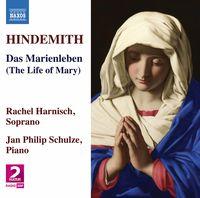 Hindemith / Harnisch / Schulze - Paul Hindemith: Das Marienleben