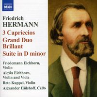 Friedemann Eichhorn - 3 Capriccios / Suite In D Minor