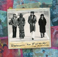 Return To Forever - The Anthology