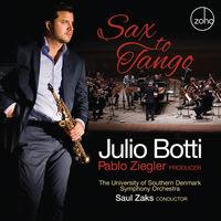 Julio Botti - Sax To Tango