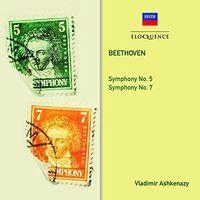 Beethoven / Vladimir Ashkenazy - Beethoven: Symphonies 5 & 7 (Aus)