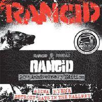 Rancid - Rancid (Rancid Essentials 4x7 Inch Pack)