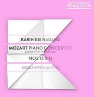 Karin Kei Nagano - Piano Concertos 12 & 13
