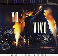 Carlos Rivera - Yo Vivo (Live)