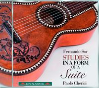 Paolo Cherici - Studies In The Form Of Suites