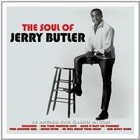 Jerry Butler - Soul Of (Uk)