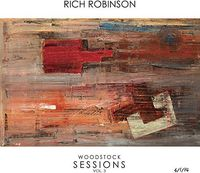 Rich Robinson - Woodstock Sessions: Reissue [2 LP]
