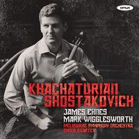 James Ehnes - Violin Concerto / String Quartets Nos. 7 & 8