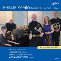 Elmira Darvarova - Phillip Ramey: Music For French Horn