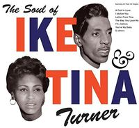 Ike Turner & Tina - Soul Of Ike & Tina Turner (Uk)