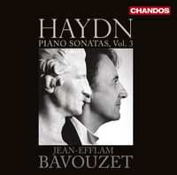 Jean-Efflam Bavouzet - Piano Sonatas 3