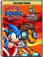 Sonic The Hedgehog - Vol. 2