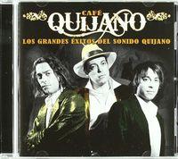 Cafe Quijano - Los Grandes Exitos Del Sonido Quijano