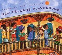 Putumayo Kids - New Orleans Playground