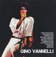 Gino Vannelli - Icon