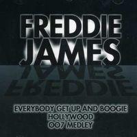 Freddie James - Everybody Get Up & B/Hollywood [Import]