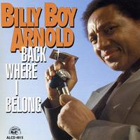 Billy Boy Arnold - Back Where I Belong