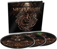 Meshuggah - Ophidian Trek [W/Blu-Ray]