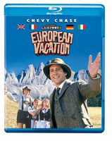 Chase/Dangelo/Hill/Lively/Astin - National Lampoon's European Vacation / (Ws Sub)