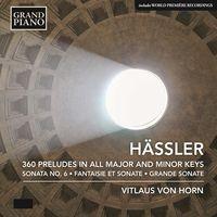 Hassler - 360 Preludes