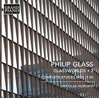Glass / Nicolas Horvath - Piano Works 2