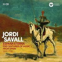 Jordi Savall - Espana Eterna