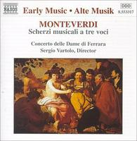 Monteverdi - Scherzi Musicali a Tre Voci