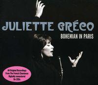 Juliette Greco - Bohemian In Paris [Import]