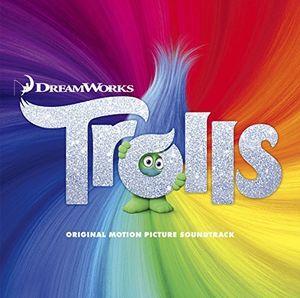 Trolls (Original Soundtrack) [Import]