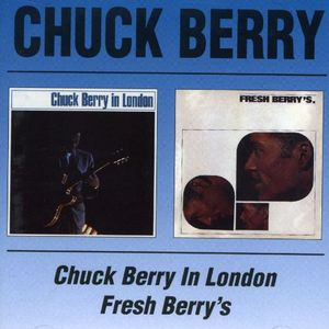 Chuck Berry in London /  Fresh Berry's [Import]