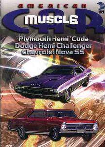 American Muscle Car: Plymouth Hemi 'Cuda, Dodge Hemi Challenger /  Chevrolet Nova SS