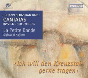 Cantatas for the Complete Liturgial Year 1