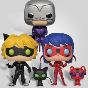MIRACULOUS COLLECTIBLES