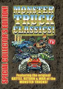 Monster Truck Classics Collector'S Edition Single Dvd