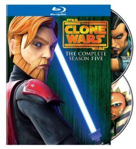 Star Wars: The Clone Wars - Season Five