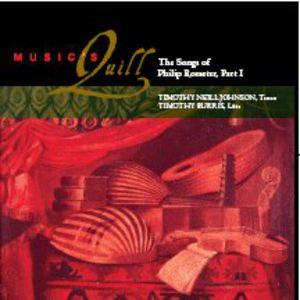 Songs of Philip Rosseter PT. 1