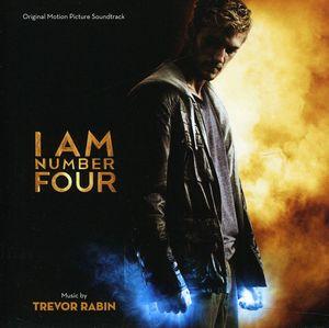 I Am Number Four (Original Soundtrack)