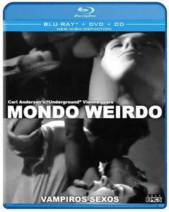 Mondo Weirdo /  Vampiros Sexos