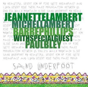 Sand Underfoot