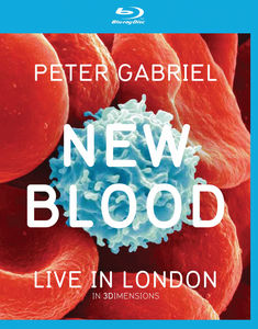 New Blood: Live in London (3-D)