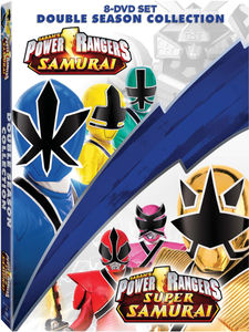 Power Rangers: Samurai and Super Samurai Collection